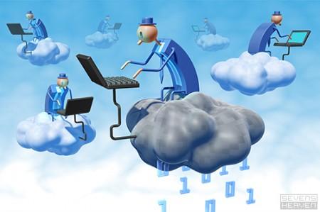 بارش اطلاعات حاصل از رايانش ابري بر سر همه مردم