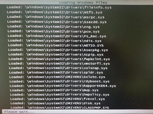 عکس از صفحه رایانه