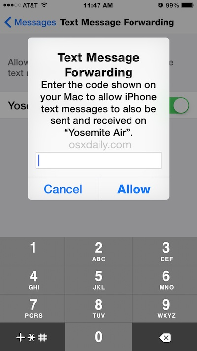 confirm-sms-texting-relay-messages-mac-to-iphone
