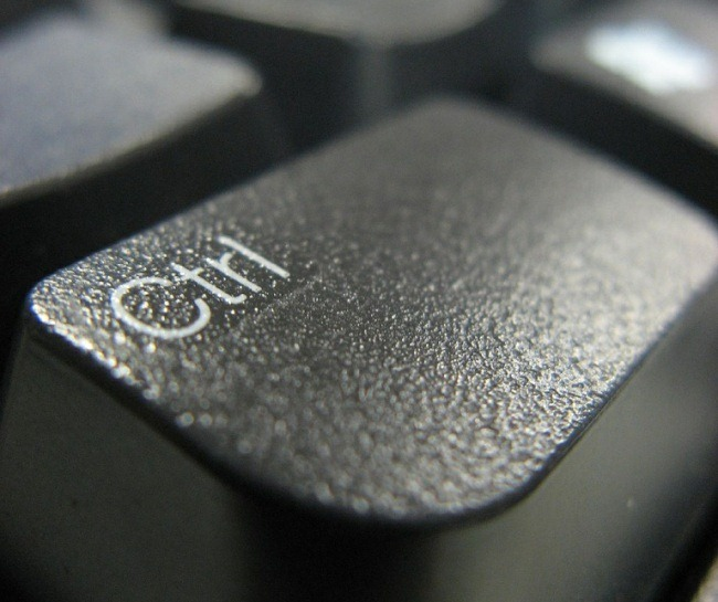 کلیدهای میانبر ویرایشگر متن