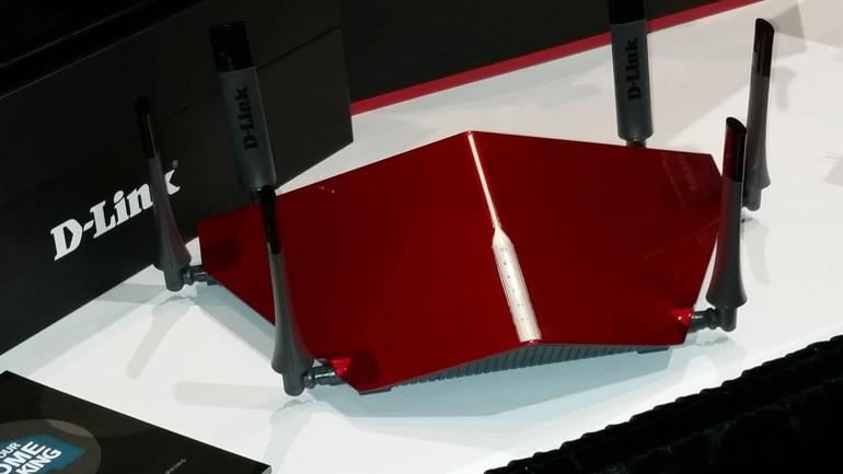 D-Linkبا سفینه فضایی در CES2015 نشست!