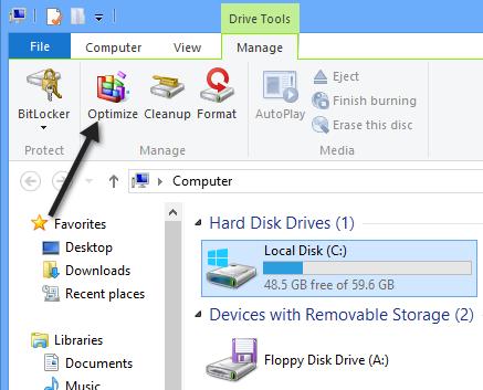 defragment-drive