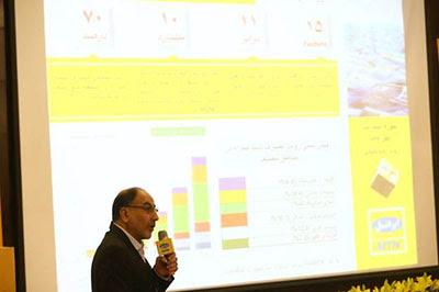 رشد ۸۵ درصدی ترافیک محتوا در شبکه ایرانسل