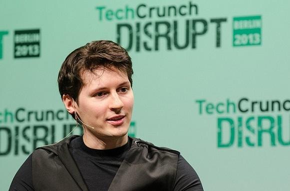 پاول دروف مدیر تلگرام Pavel Durov CEO of Telegram