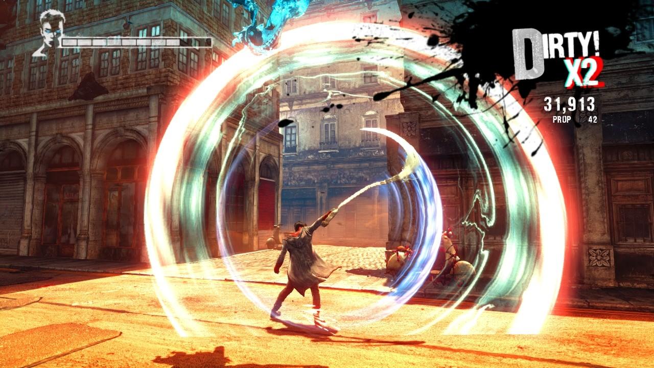 """دی ام سی : شیطان هم می گرید (Devil May Cry) توسعه دهنده : Ninja Theory این بار نینجا تئوری آمده است تا به کالبد سری بازی """" شیطان هم میگرید"""" روح تازه ای بدمد. در این نسخه دانته )قهرمان بازی) در شهر توسط شیاطین مورد تاخت و تاز قرار می گیرد. نسخه ای نمایشی از این بازی توسط دی ام سی برای دانلود برای ایکس باکس 360 و PS3 در حال حاضر موجود است. تاریخ عرضه : 15 ژانویه (360، PS3)"""