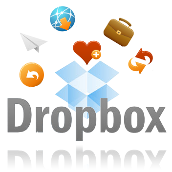 فایل ها را مستقیما در Dropbox  دانلود