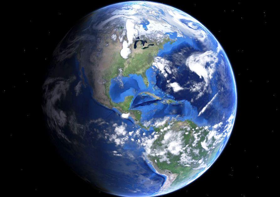 ترمز گوگل بر روی سرویس Google Earth