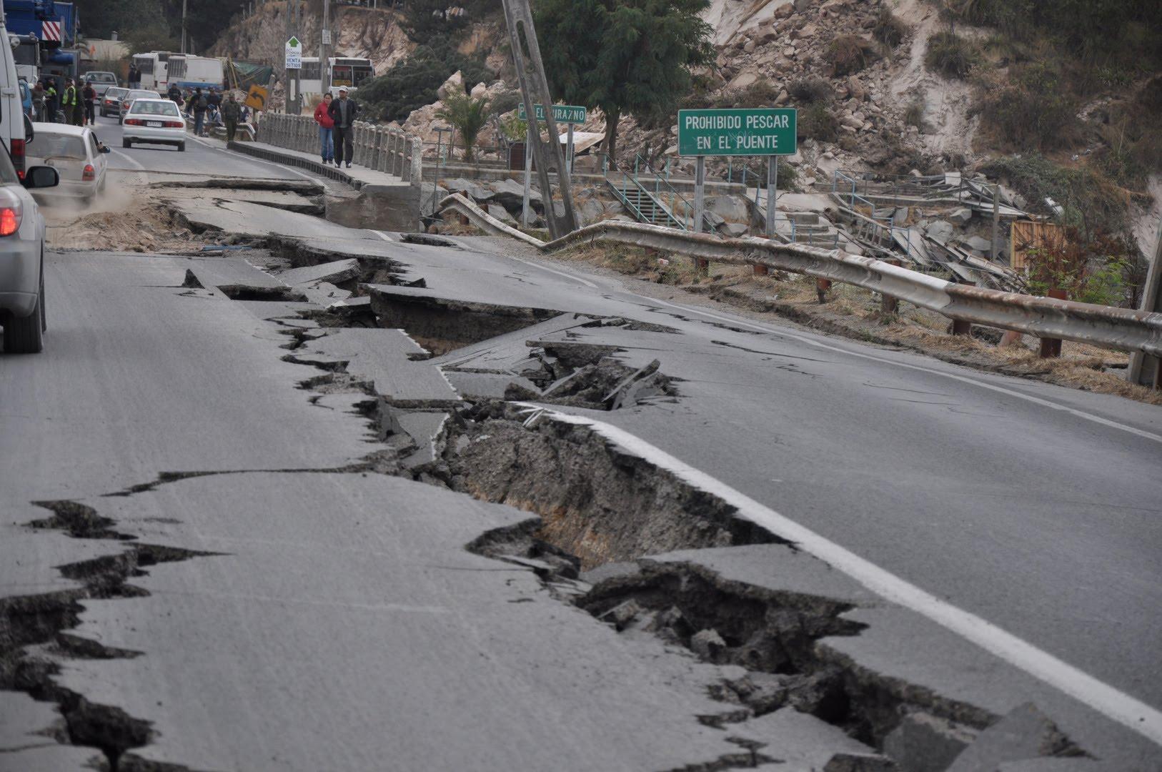 earthquake effect پیش بینی وقوع زلزله به کمک هوش مصنوعی اخبار IT