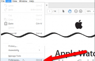 تنظیمات Adobe Reader برای بهینه سازی مطالعه در شب