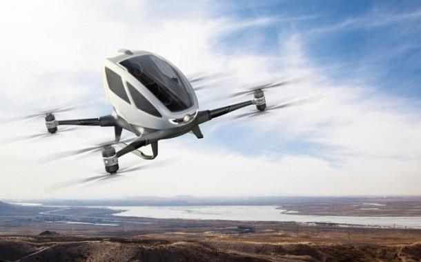 راهاندازی اولین خط تاکسیهای پرنده در دبی تا شش ماه آینده