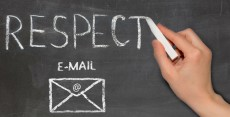 Respect for the audience, the first condition for success in email marketing