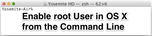 enable-root-command-line-osx