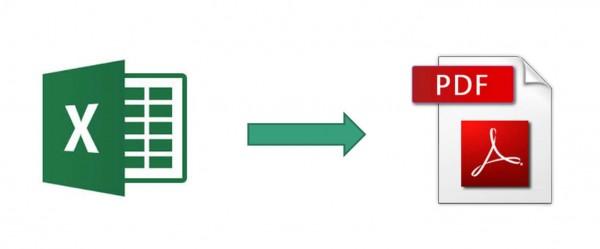 چگونه نمودار های اکسل را به صورت PDF ذخیره کنیم