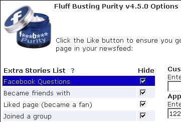 F.B. Purity