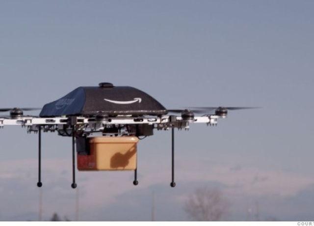 رگولاتوریهای آمریکا بالاخره ارسال آزمایشی محصولات با پهپاد توسط آمازون را تایید کردند