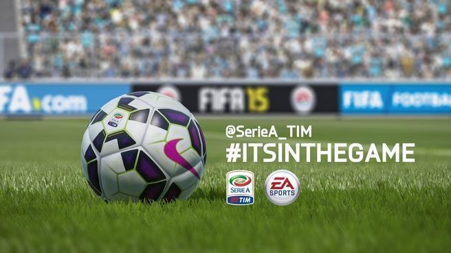 مژده به طرفداران فوتبال ایتالیا! Serie A در جمع لیگ های لایسنس شده 15 FIFA!