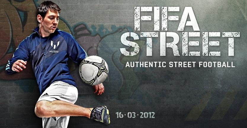 بازی FIFA Street 3