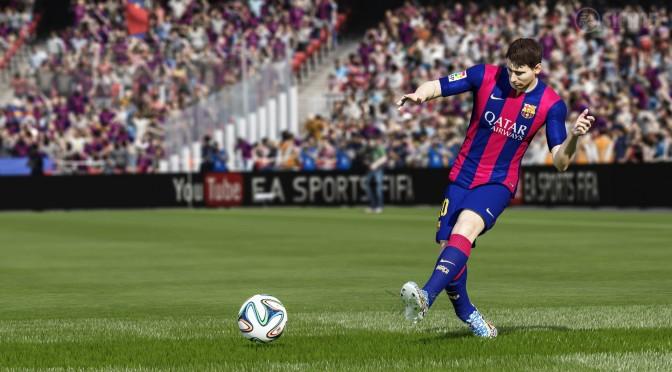 سیستم مورد نیاز بازی FIFA15 منتشر گشت!