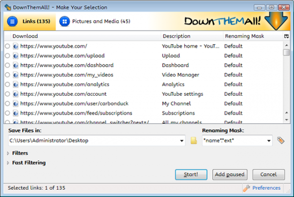 firefox-extension-downthemall