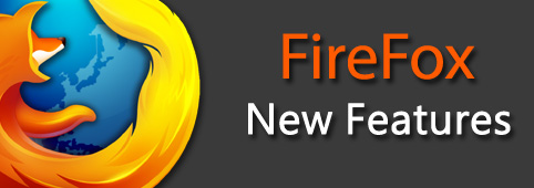 firefox new features
