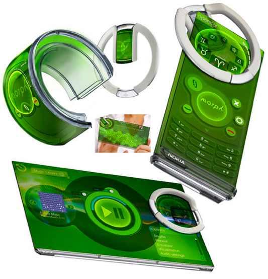 نسل بعدی گوشی های هوشمند