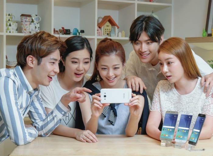 گلکسی A8 سامسونگ در کره جنوبی در دسترس قرار گرفت