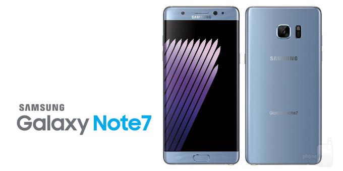 آیا واقعا Galaxy Note 7 در دو مدل منتشر می شود