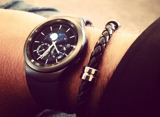 انتشار تصویر جدید ساعت هوشمند Gear S2 سامسونگ