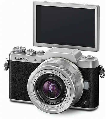 دوربین Lumix GF7 از پاناسونیک رسما معرفی شد