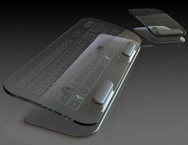 مک کیبورد آینده با تکیه بر فناوری Force Touch