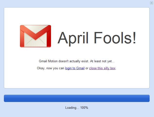 شما دست انداخته شده اید !!! این فقط یک شوخی 1 آوریل است
