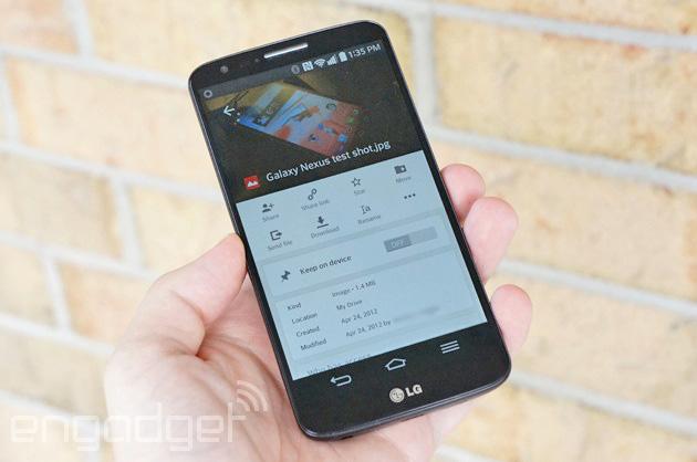 گوگل درایو به زودی از تصاویر تلفن همراه شما بک آپ می گیرید