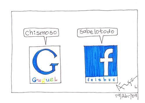 گوگل، فیسبوک بالاترین بازدید کننده در ژوئن 2011 در آمریکا