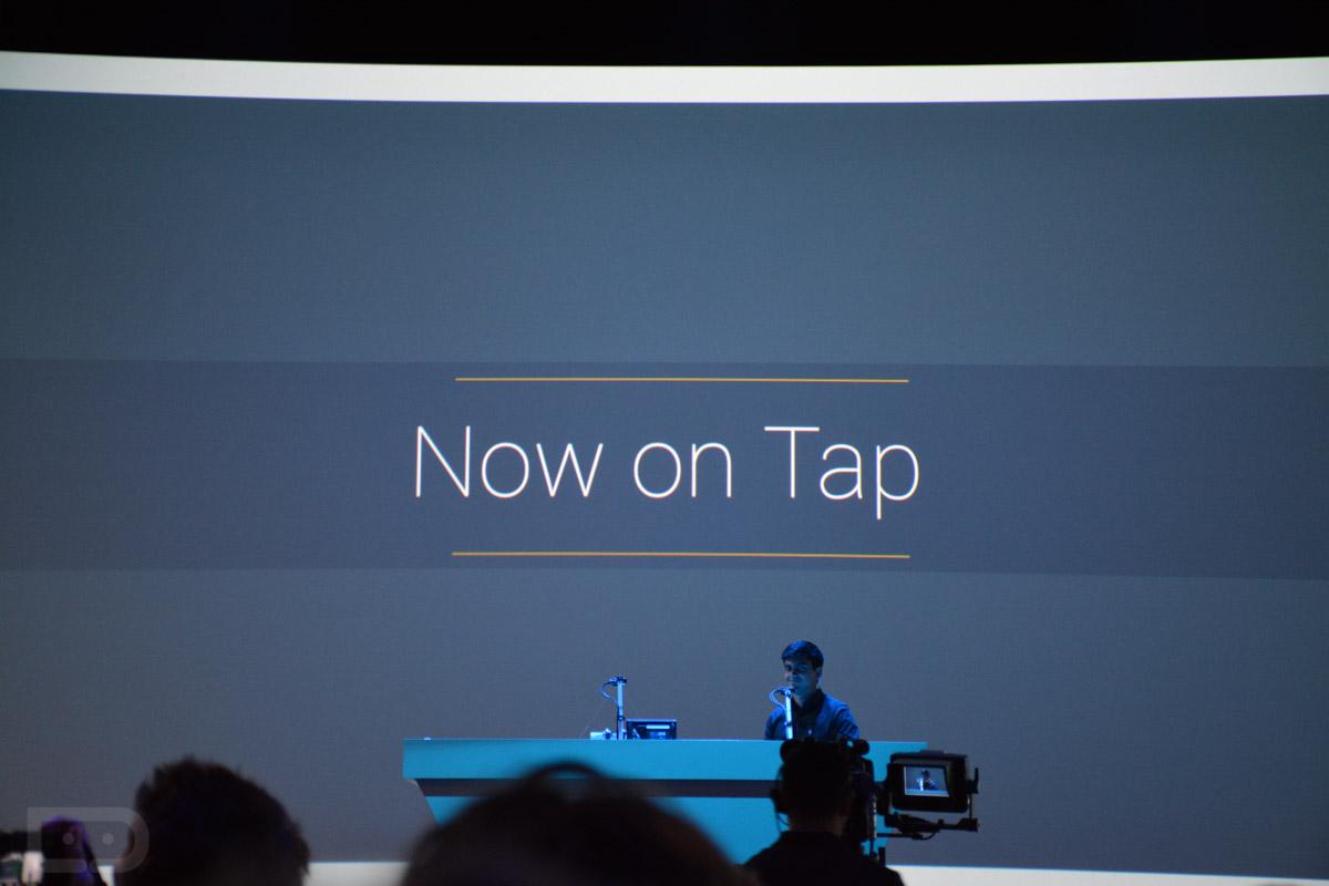 فعال یا غیرفعال کردن Google Now On Tap در اندروید ۶