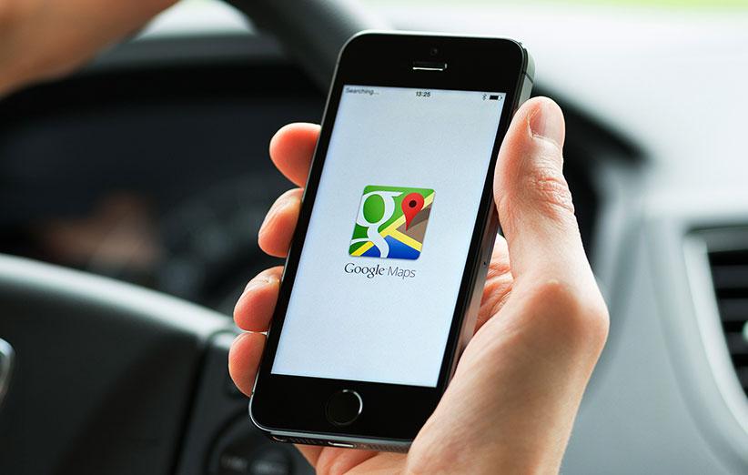 افزوده شدن امکان Multi-Stop به Google Maps نسخه iOS