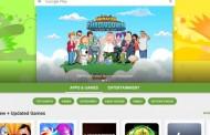 فروشگاه مجازی Google Play در دسترس کاربران کروم بوک قرار گرفت