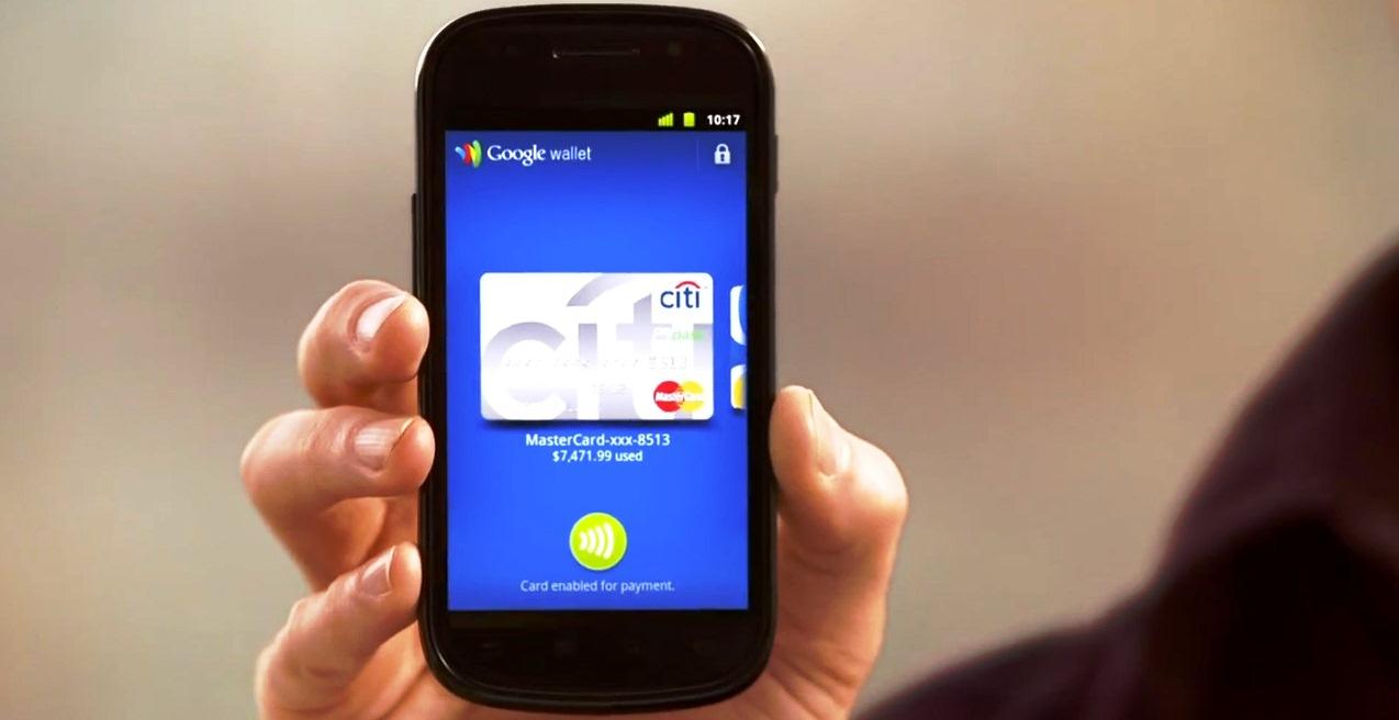 به روز رسانی کیف پول گوگلی: با دوستانتان خرید کنید!