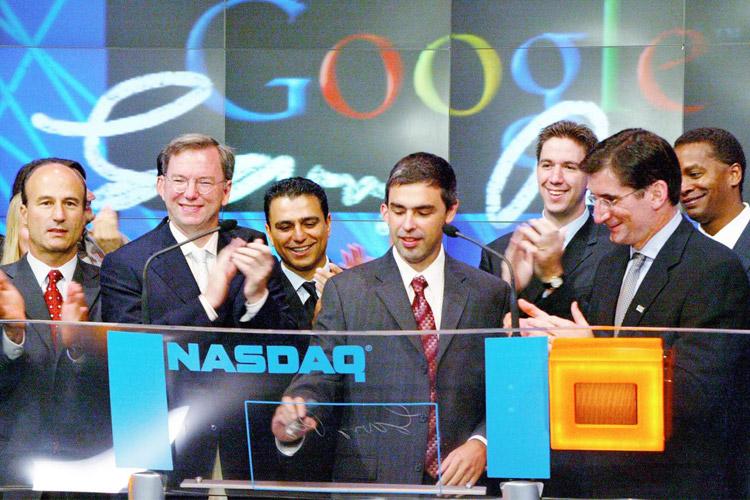 ارزش سهام گوگل ۱۸٫۵ برابر شد