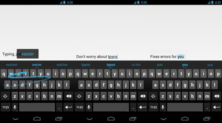 کیبورد گوگل به Google Play آمد