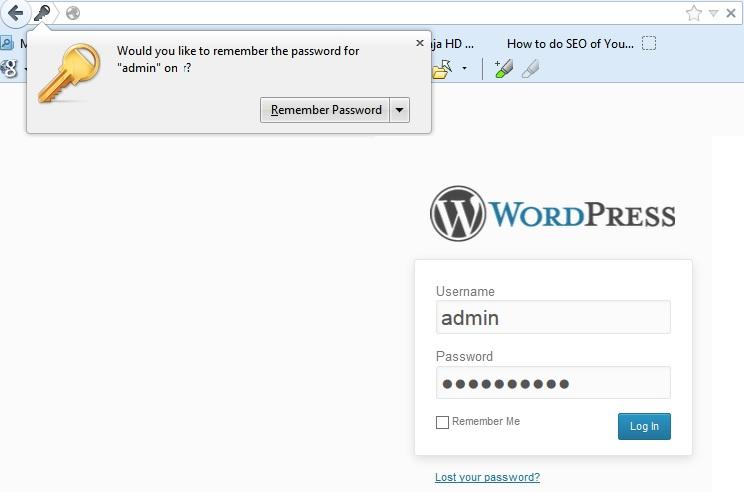 چگونه از رمز عبورهای ذخیره شده بر روی مرورگرتان محافظت کنید ؟