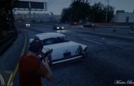 GTA V با مد گرافیکی همانند زندگی واقعی به نظر می رسد