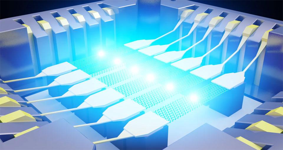 باریک ترین لامپ جهان از گرافین ساخته شده است