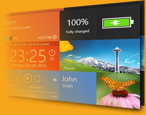 اضافه کردن یک منوی زیبا و کاربردی به ویندوز 8 با MetroSidebar