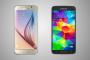 مقایسه Galaxy S5 و Galaxy S6