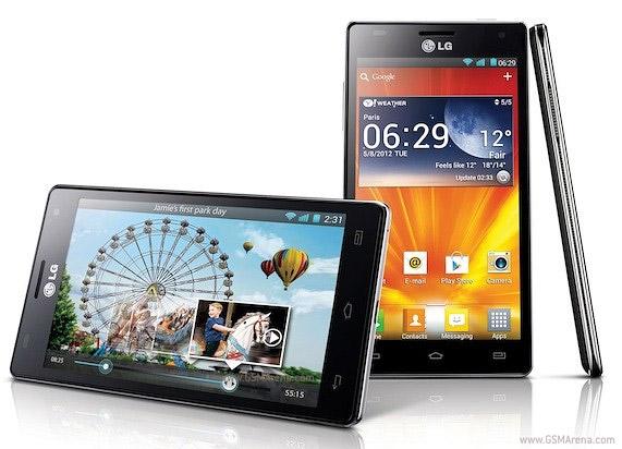 بررسی گوشی LG Optimus 4X HD P880