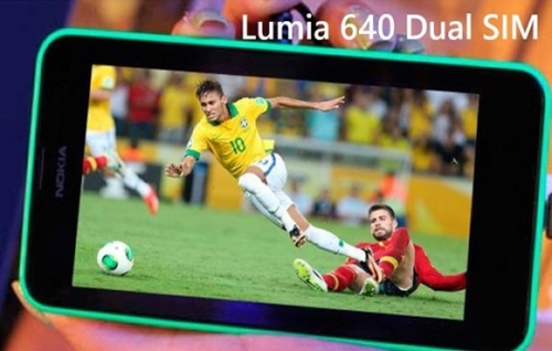 لومیا ۶۴۰ گوشی هوشمند جدید و مقرون به صرفه مایکروسافت