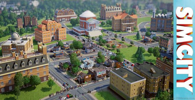 تاریخ عرضه بازی SimCity برای مک و PC