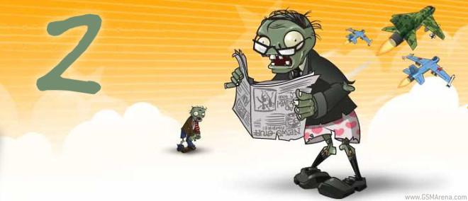 ادامه بازی Plants vs. Zombies در بهار آینده