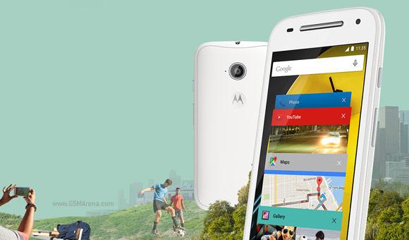 فروش Moto E 3G فقط در ایالات متحده انجام خواهد شد