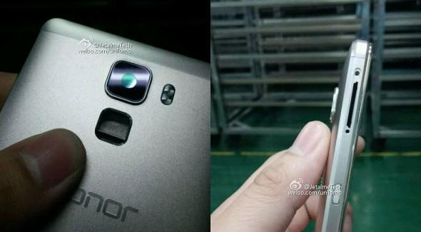 تصاویر Honor 7 و Honor 7 پلاس هواوی فاش شد
